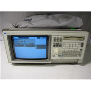 Agilent HP 1660A Logic Analyzer 136 Channel w/ logic cables