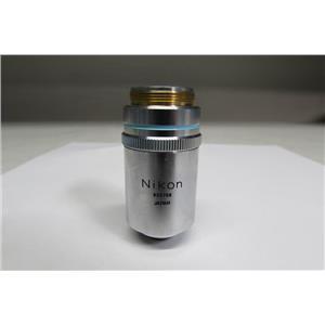 Nikon M Plan 40x/ 0.65na DIC Microscope Objective