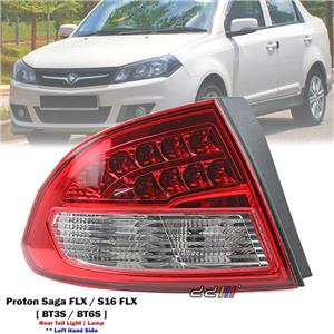 Rear Left Hand Side Tail Light Lamp For Proton S16 FLX BT3S BT6S 2011-2016