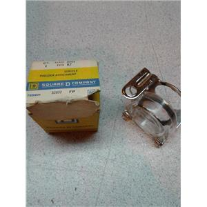 Square D K7 Padlock Attachment For Selector Switch