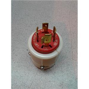 Hubbell 20A120208V30Y Twist-Lock Receptacle 20A 120/208V 30Y