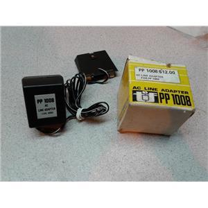 Tf Instruments PP1008 Ac Line Adapter 115V, 60Hz
