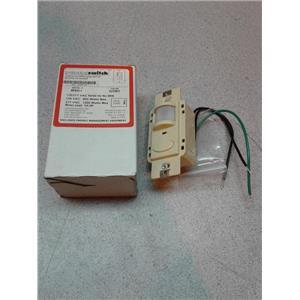Sensorswitch WSDI Passive Infared Wall Switch Decorator Sensor Ivory