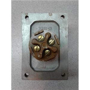 Crouse Hinds EFD2437 Explosionproof Push Button