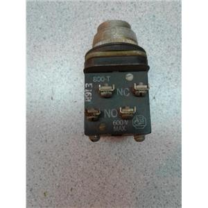 Allen Bradley 800T 30Mm Push Button