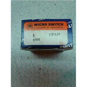 Honeywell 15PA10 Switch Hardware Switch Access Micro Switch Packet
