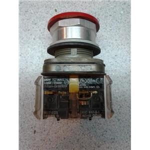Allen Bradley 800TDT413 Pushbutton With 800T-Xd2