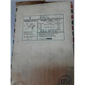 Russellstoll 8404 Recpt 30A 480V 3W 4
