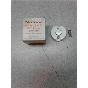 Nutone S121 Heat Detector