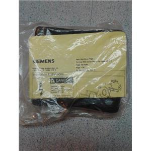 Siemens 4810142 Plastic Hub Cover Plate