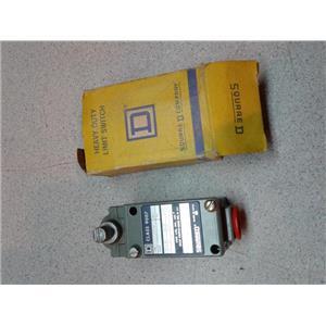 Square D B54N2 Heavy Duty Limit Switch Class 9007
