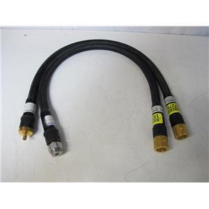 Agilent 85134-60003 & 60004 2.4mm 3.5 mm (M/F) Flexible Test Port Cable