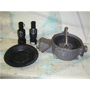 Boaters Resale Shop of TX 1803 1251.04 EDSON 30 GPM LEVER ACTION DIAPHRAGM PUMP