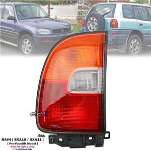 Rear Left Hand Side Tail Light Lamp For Toyota RAV4 SXA10 SXA11 SXA15 1995-97