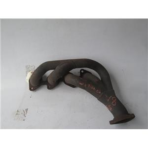 Audi V8 left exhaust manifold