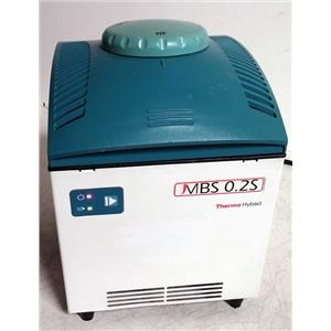 LOT OF 4 Thermo Hybaid MBS 0.2S PCR Machine