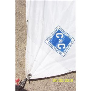 C&C Mainsail w 15-9 Luff from Boaters' Resale Shop of TX 1802 4101.91