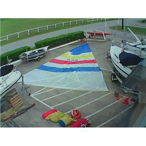 Watts Spinnaker w 41-0 Luff from Boaters' Resale Shop of TX 1712 0275.95