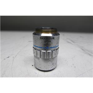 Olympus Neo SPlan 50x /.80 Infinity Metallurgical Microscope Objective