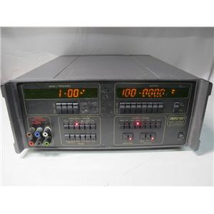 DATRON 4200 AC VOLTAGE/CURRENT CALIBRATOR, 90 PPM, Opt 30, 80