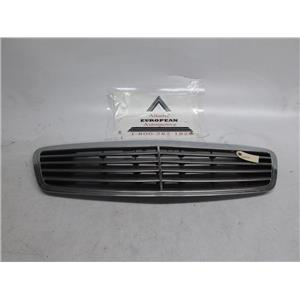 Mercedes W220 S500 S430 S600 S55 front grille 00-06