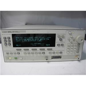 Agilent HP 83630L 10MHz-26.5GHz Swept CW Generator, opt: none, #1