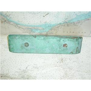 "Boaters Resale Shop of TX 1803 1577.04 GUEST 4012 DYNAPLATE 3"" x 11-7/8"""