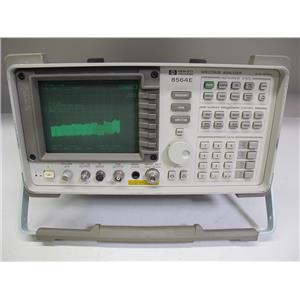 Agilent 8564E Spectrum Analyzer, 30 Hz - 40 GHz opt 001, 005, 006 w/ 85620A (db)