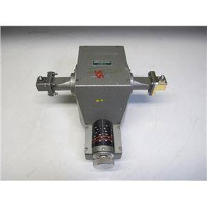 Microlab FXR K164A Variable Waveguide Attenuators #2 (ref: db)