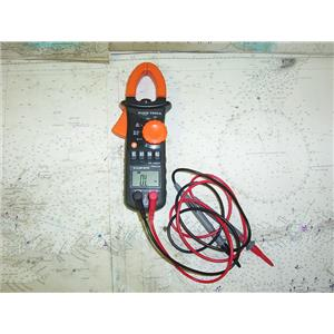 Boaters' Resale Shop of TX 911 KLIEN TOOLS MODEL CL200 AC CLAMP METER & PROBES