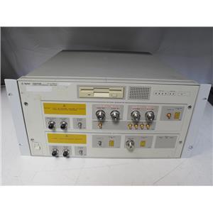 Agilent HP 70843B 0.1-12Gbit/s STD UHF Data Error Performance Detector Analyzer