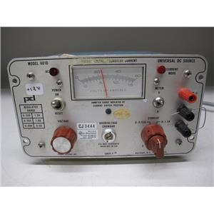 Power Designs Model 6010 Universal DC Source - 0-60 V / 0-1.5 A