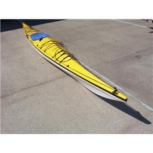 Boaters Resale Shop of TX 1803 1571.01 CURRENT DESIGN SOLSTICE GTS 17' KAYAK
