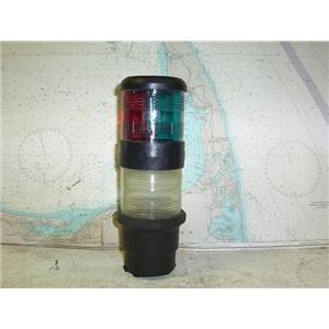 Boaters Resale Shop of TX 1803 1577.01 AQUA SIGNAL SW 40 TRICOLOR NAV LIGHT