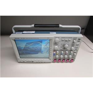 Tektronix DPO4034 4 Channel, 350 MHz, 2.5 GSa/s, Just Calibrated
