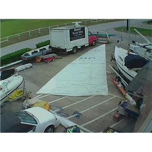 Doyle Mainsail w 42-3 Luff from Boaters' Resale Shop of TX 1804 2052.91