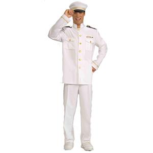 Cruise Ship Captain Adult Costume