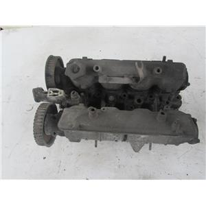 Fiat 124 2.0L engine cylinder head