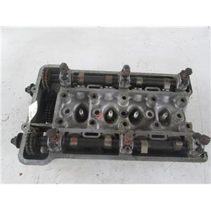 Alfa Romeo Spider 2.0L engine cylinder head