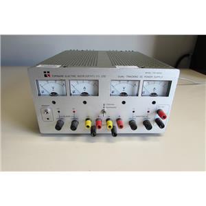 Topward TPS-4000 Dual Tracking DC Power Supply, Calibrated