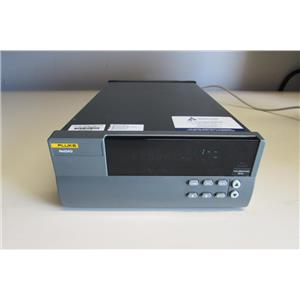 Fluke 2640A / 41A Networked Data Acquistion Unit w/2645A Universal Input Module