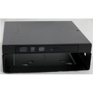 Lenovo CD DVD Burner with VESA Bracket Mount 0B52095 Pulled Working