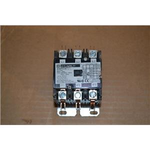 Square D 8910DPA43V09 DEFINITE PURPOSE CONTACTOR, 40A, 3 Pole, 208/240V Coil