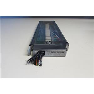 Agilent HP 34903A 20-Channel Actuator General Purpose Switch