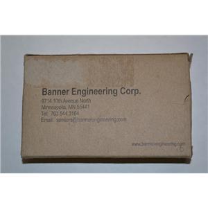 BANNER PHOTOELECTRIC SENSOR QS18EP6DVQ5 10-30VDC, 72493