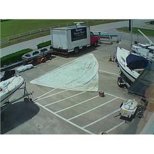J-24 Class Spinnaker w 26-5 Luff from Boaters' Resale Shop of TX 1802 2052.81