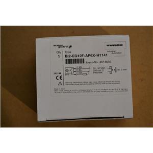 TURCK PROXIMITY SENSOR BI2-EG12F-AP6X-H1141