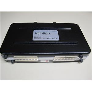 HP Agilent Infiniium E2625A Communications Mask Test Kit , (ref:db)