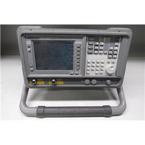 Agilent HP E4411A ESA-L1500A Spectrum Analyzer w/ T.G., E4411A (ref: db)
