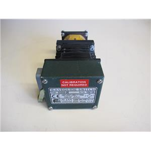 FMI FLANN MICROWAVE 22333-2E Waveguide Switch Relay  (ref:db)
